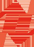 Logo Pfeile rot